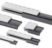Ironless linear motors